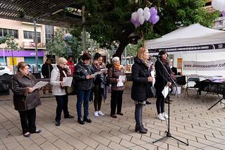 26-11-16 Dia violència envers les dones