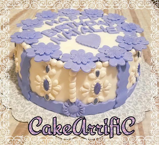 Cake by Anastasiyka G of CakeArrifiC