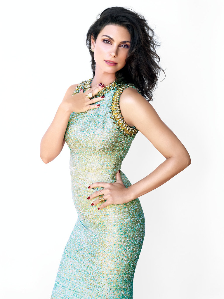 Морена Баккарин — Фотосессия для «Latina» 2014 – 7