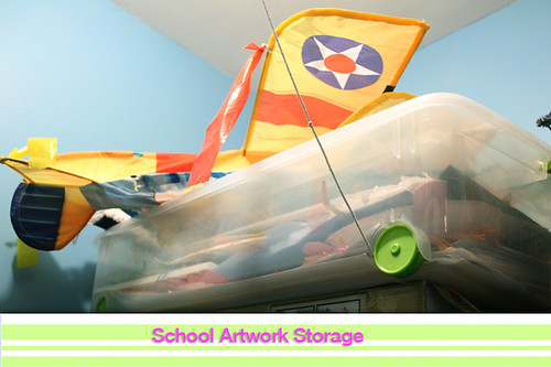 School-Artwork-Storage