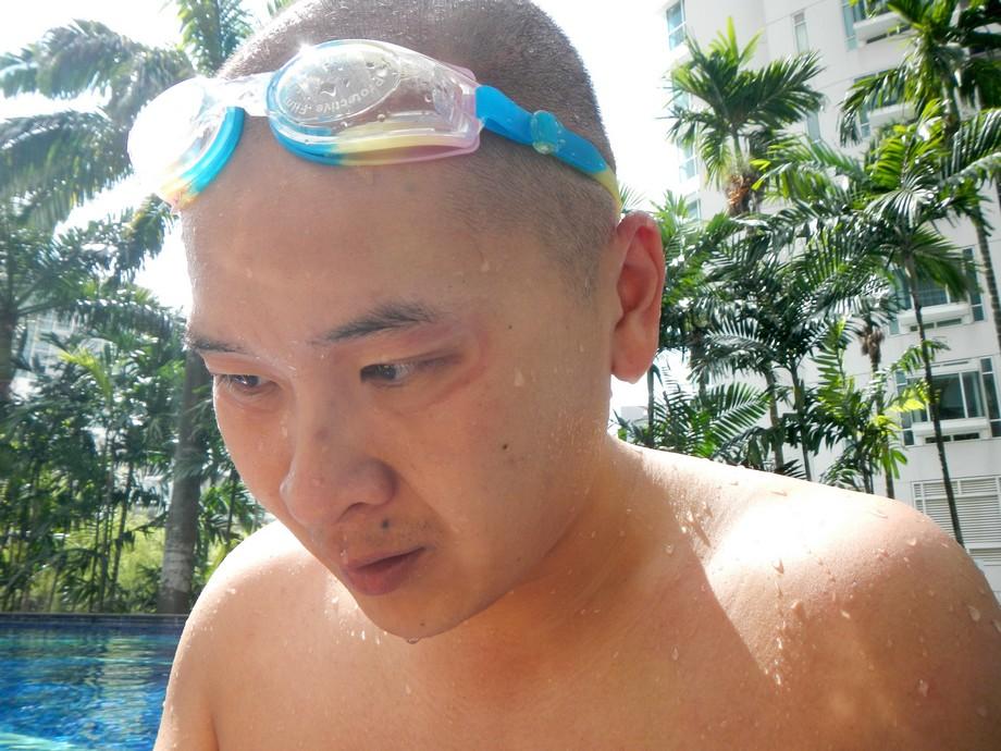 Raymond Phang Underwater Experiment 2