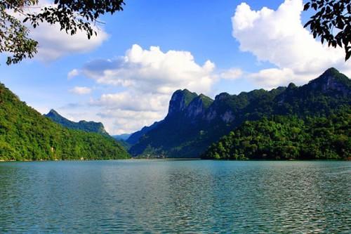 越南巴貝湖國家公園  photo credit The B-Tourist