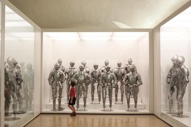 Museo del Ejército Toledo armor