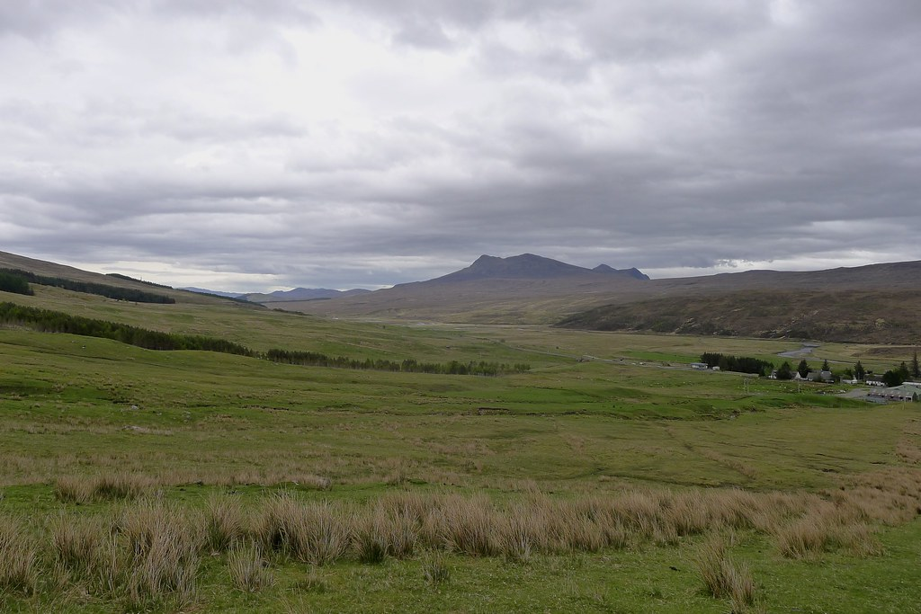 Strath Bran and Achnasheen