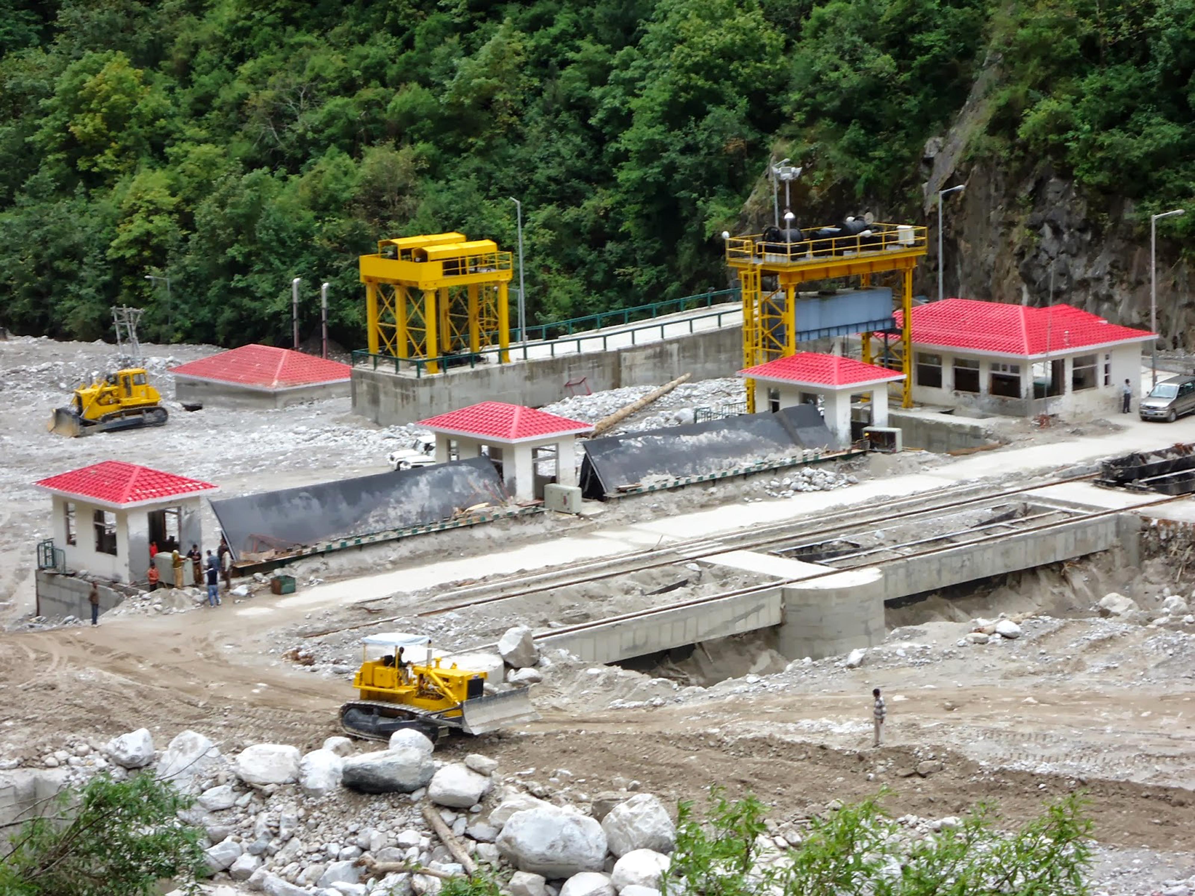 उत्तराखंड बाढ़ त्रासदी 2013