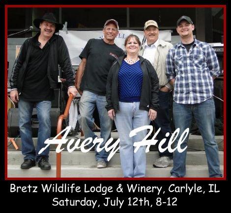 Avery Hill 7-12-14