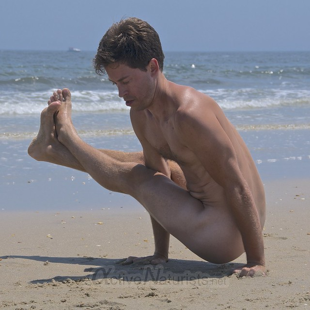 naturist yoga 0000 Sandy Hook, NJ, USA