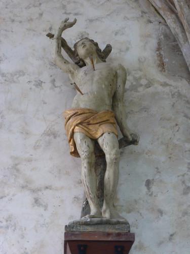 109 St-Sebastien, Église Saint-Pierre de Vesly