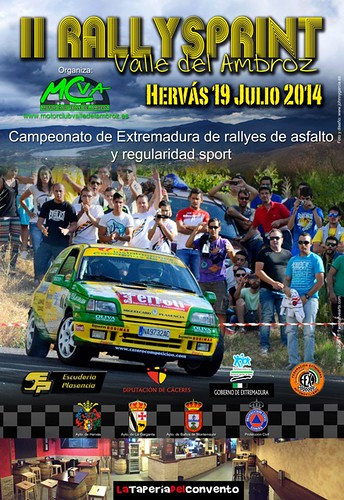 Rallysprint Valle del Ambroz