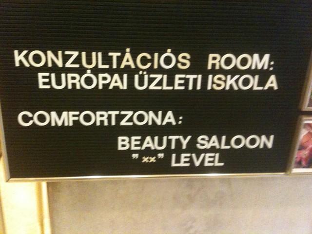 Konzultacios room