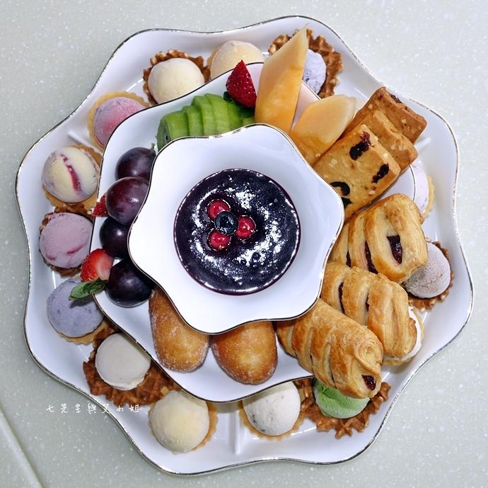 32 Haagen-Dazs 哈根達斯 藍莓午茶好時光
