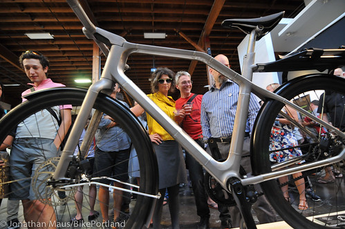 Oregon Manifest Bike Design Project reveal party-42