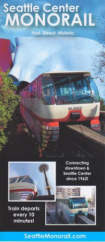 Seattle Monorail Cover