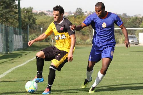 Vasco x Atibaia - Jogo-treino