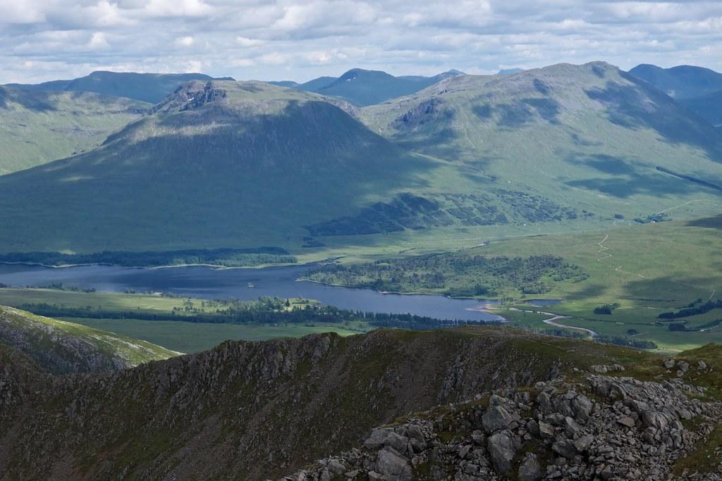 Across Loch Tulla