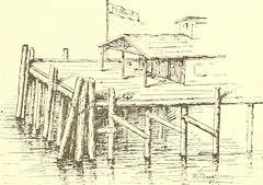 """Image from page 335 of """"The Pine-tree coast"""" (1891)"""
