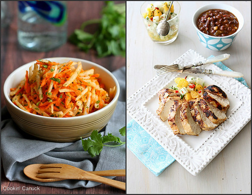 Jicama Recipes | cookincanuck.com