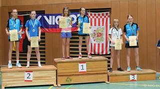 12./13.07.2014 Landesrangliste Doppel Mixed U13 - U19 Bremen