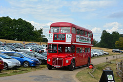 Routemaster at Knole