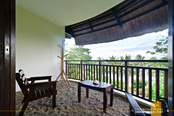Pebble Balcony at Amun Ini Beach Resort in Anda, Bohol
