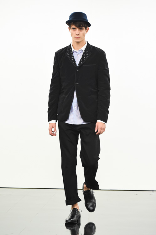 SS15 Tokyo COMME des GARCONS HOMME016_Luuk Van Oz(Fashion Press)