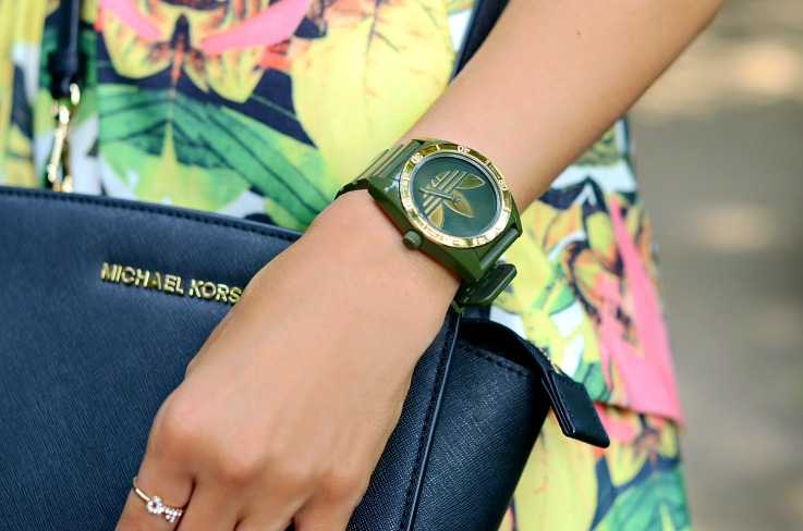 DSC_7776 Michael Kors Selma bag, Adidas watch
