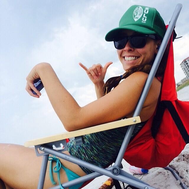 I'm here:) smiling :) #jaxbeach #beachlife