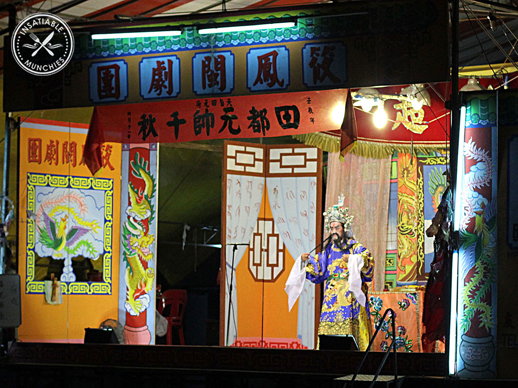 Some call it a dying art. Chinese Opera is still performed at make shift stages around Singapore, particularly during the 7th Month (Ghost Month).