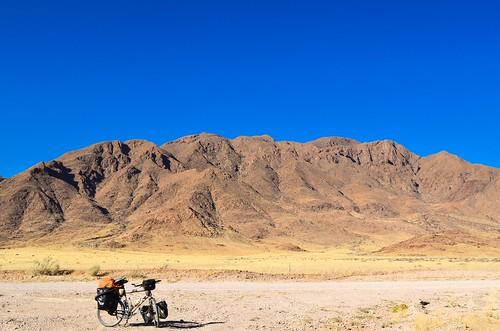 Montagnes du Naukluft près de Sesriem, Namibie