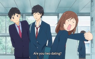 Ao Haru Ride Episode 3 Image 11