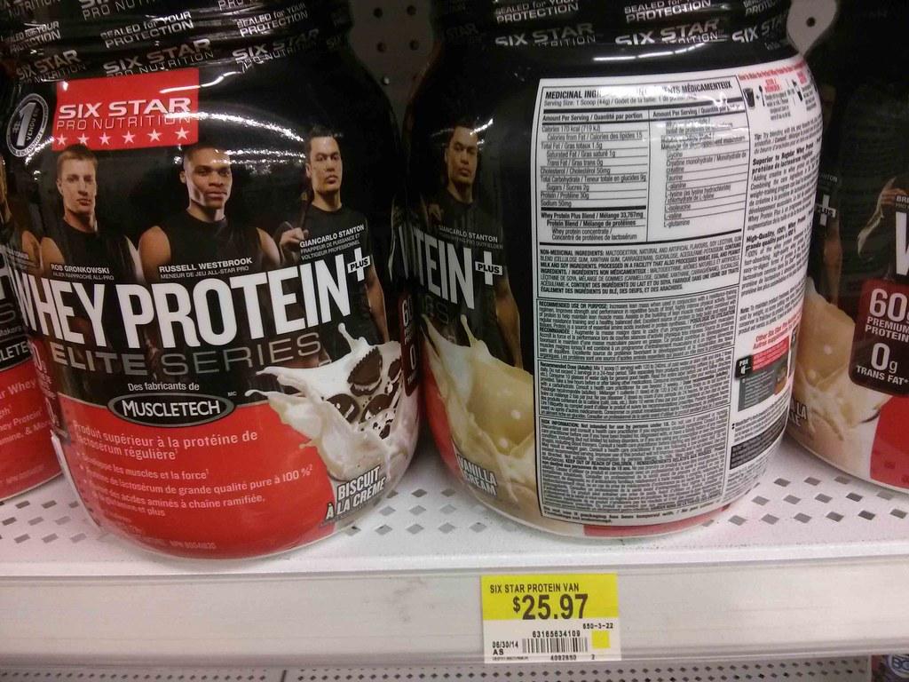 Walmart Whey Protein