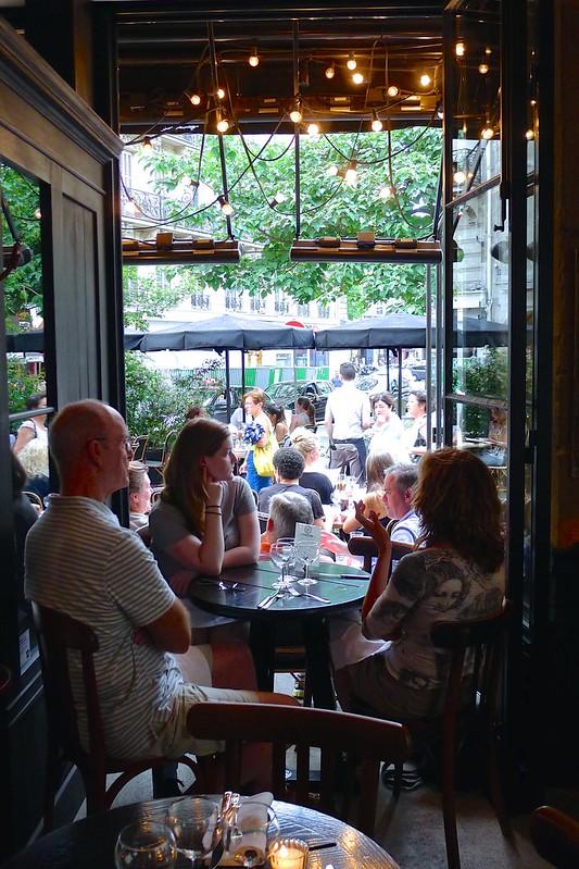 Restaurant Le Hibou, Paris
