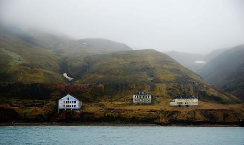 svalbard spitsbergen spitzbergen reisebericht grumant grumantbyen