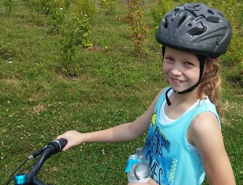 Michelle Bikes