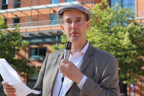 Patrick Weil, Président de Bibliothèques sans Frontières