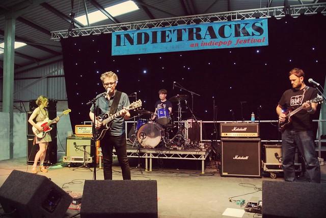 Dean Wareham at Indietracks 2014