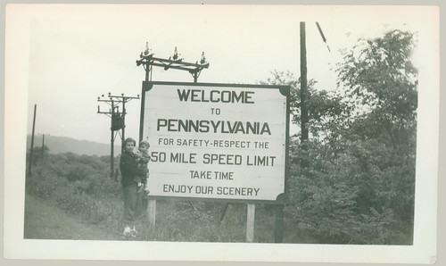Welvcome to Pennsylvania
