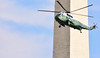 """VH-3D """"Marine One"""" on approach to the White House on 8/19/2014"""
