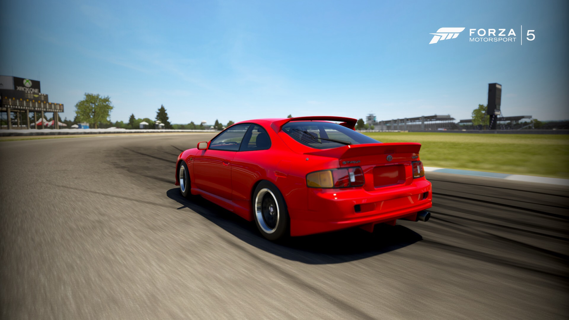 Project Every1 Car Track Sponsored By Rvm If Wir Fti