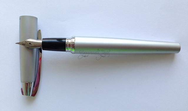 Review: @PilotPenUSA Knight Fountain Pen - Medium @PenChalet