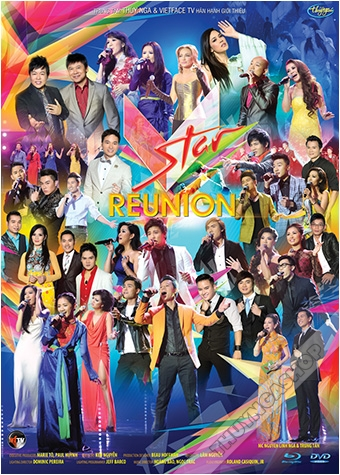 Thuý Nga VFTV - Vstar Reunion 2014 - DVD9 ISO