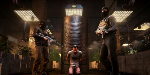New set of Battlefield Hardline screenshots has been released