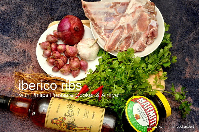 Ingredients Philips Pressure Cooked Jerry Sailor Iberico Ribs