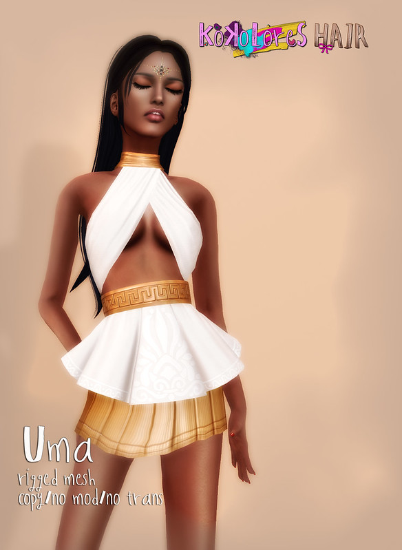 [KoKoLoReS] Hair - Uma - full release!