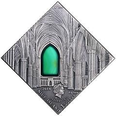 Gothic Art coin reverse