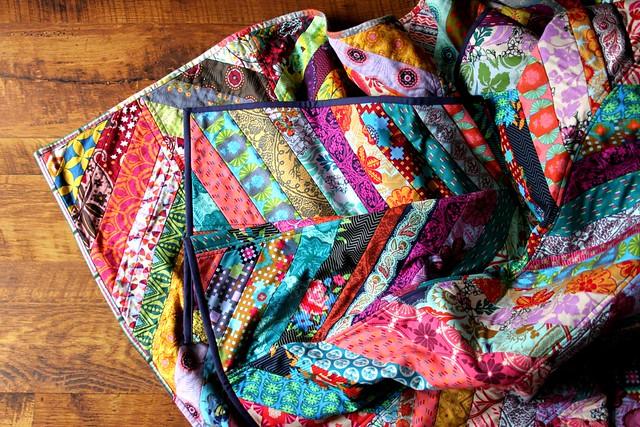 AMH Herringbone Quilts