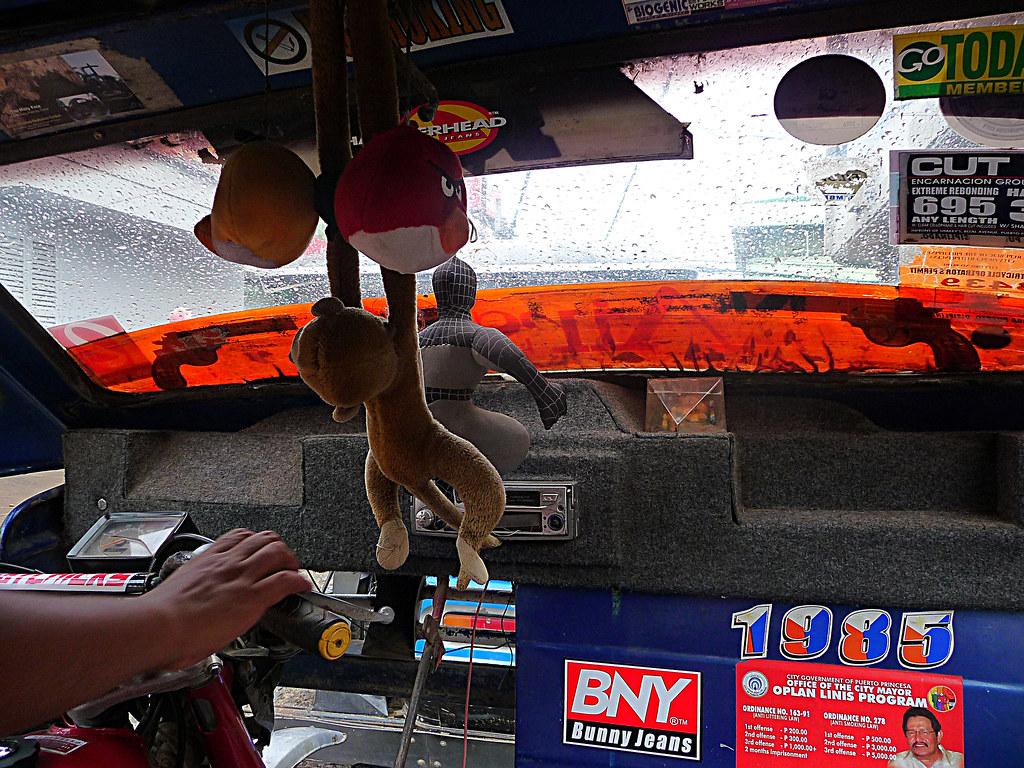 moto-taxi-philippines / Présent-Passé-Futur