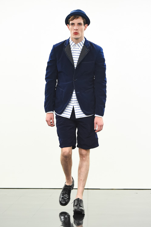 SS15 Tokyo COMME des GARCONS HOMME015_Aaron Vernon(Fashion Press)