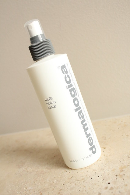 Dermalogica multi-active toner review