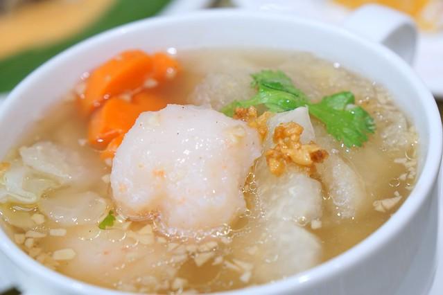 Debbie Teoh _ nyonya food - Parkroyal HOtel KL-012
